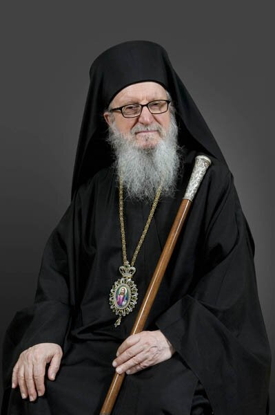 The Most Rev. Archbishop Demetrios - Chairman