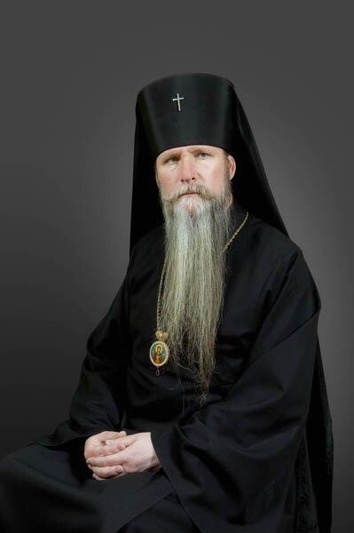 Archbishop KYRILL, San Francisco and Western American Diocese.