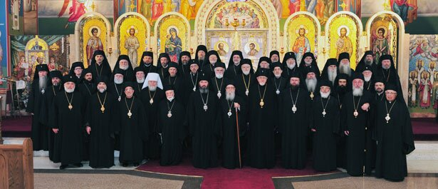 Bishops in Attendance at the Third Assembly of Bishops Meeting